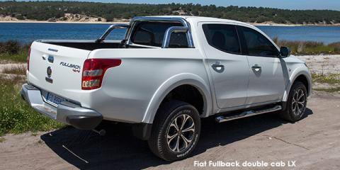 Fiat Fullback 2.5Di-D double cab 4x4 LX - Image credit: © 2019 duoporta. Generic Image shown.