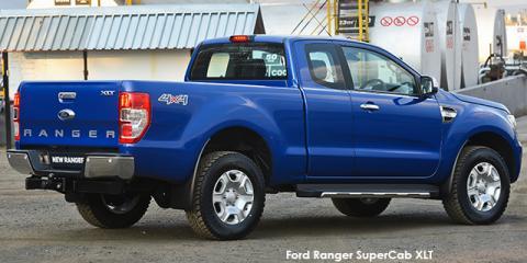 Ford Ranger 2.2 SuperCab Hi-Rider XL auto