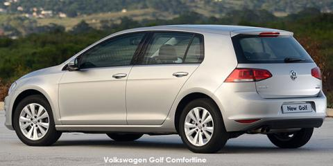 Volkswagen Golf 1.2TSI Trendline