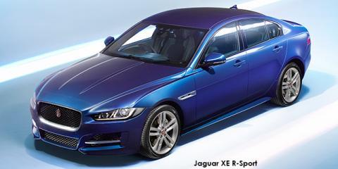 Jaguar XE 20d R-Sport