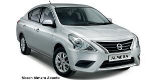 Nissan Almera - Image credit: © 2020 duoporta. Generic Image shown.