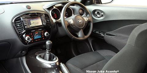 Nissan Juke 1.5dCi Acenta+