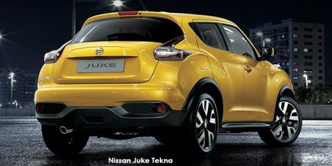 Nissan Juke 1.6T Tekna - Image credit: © 2018 duoporta. Generic Image shown.