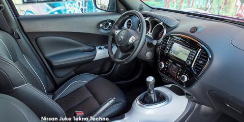 Nissan Juke 1.6T 4WD Tekna - Image credit: © 2018 duoporta. Generic Image shown.