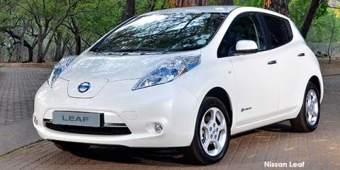 Nissan Leaf - Image credit: © 2018 duoporta. Generic Image shown.