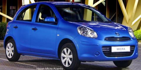 Nissan Micra 1.2 Visia+ (audio)