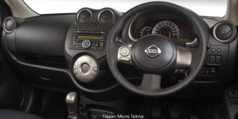 Nissan Micra 1.5 Tekna