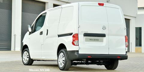 Nissan NV200 panel van 1.6i Visia - Image credit: © 2019 duoporta. Generic Image shown.