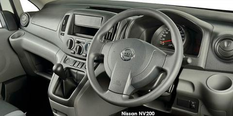 Nissan NV200 panel van 1.5dCi Visia - Image credit: © 2019 duoporta. Generic Image shown.