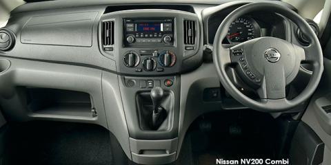 Nissan NV200 Combi 1.5dCi Visia - Image credit: © 2019 duoporta. Generic Image shown.