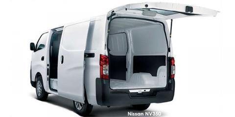 Nissan NV350 panel van 2.5i - Image credit: © 2019 duoporta. Generic Image shown.