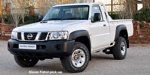 Nissan Patrol 3.0TD pick-up - Image credit: © 2019 duoporta. Generic Image shown.