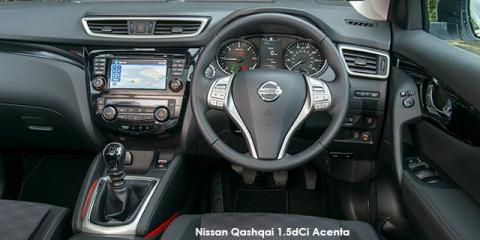 Nissan Qashqai 1.5dCi Acenta