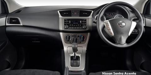 Nissan Sentra 1.6 Acenta auto