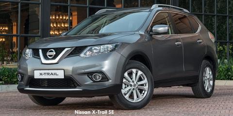 Nissan X-Trail 2.5 4x4 SE