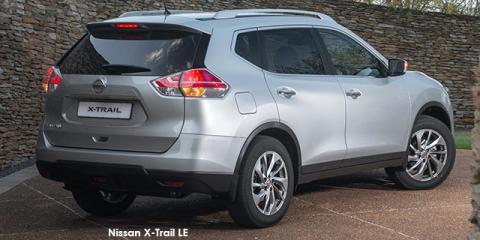Nissan X-Trail 1.6dCi 4x4 LE