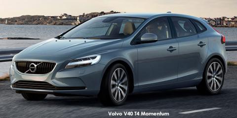 Volvo V40 T3 Momentum auto - Image credit: © 2018 duoporta. Generic Image shown.