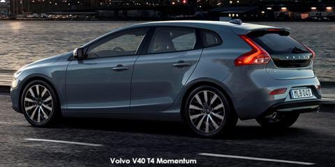 Volvo V40 T4 Momentum auto - Image credit: © 2019 duoporta. Generic Image shown.