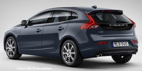 Volvo V40 T4 Inscription - Image credit: © 2018 duoporta. Generic Image shown.