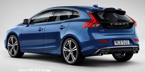 Volvo V40 D3 R-Design - Image credit: © 2019 duoporta. Generic Image shown.