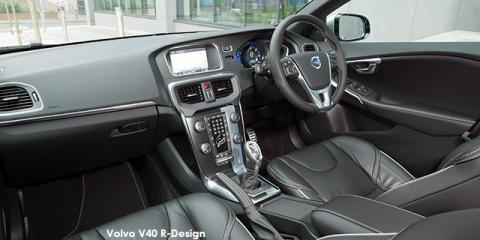 Volvo V40 D3 R-Design - Image credit: © 2018 duoporta. Generic Image shown.