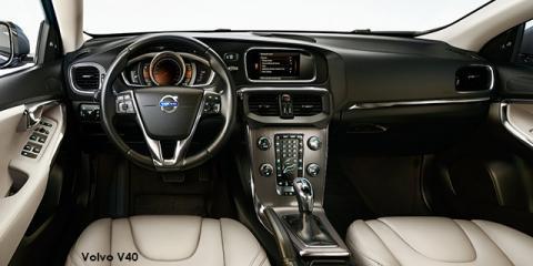 Volvo V40 T5 Inscription - Image credit: © 2018 duoporta. Generic Image shown.