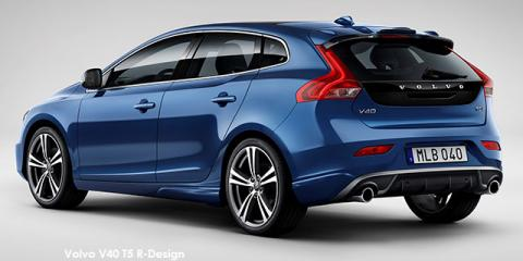 Volvo V40 T5 R-Design - Image credit: © 2018 duoporta. Generic Image shown.