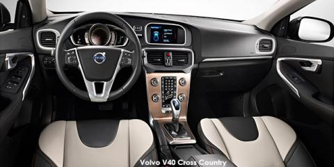 Volvo V40 Cross Country T4 Momentum auto - Image credit: © 2019 duoporta. Generic Image shown.
