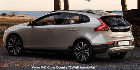 Volvo V40 Cross Country T4 Inscription - Image credit: © 2018 duoporta. Generic Image shown.