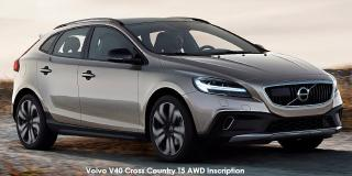 Volvo V40 Cross Country - Image credit: © 2018 duoporta. Generic Image shown.