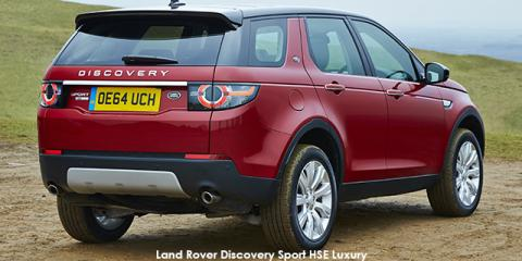 Land Rover Discovery Sport HSE Luxury Si4