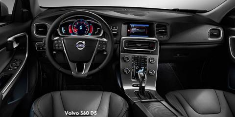 Volvo S60 D4 Inscription - Image credit: © 2018 duoporta. Generic Image shown.