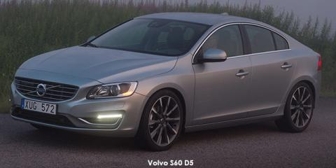 Volvo S60 T5 Momentum - Image credit: © 2018 duoporta. Generic Image shown.