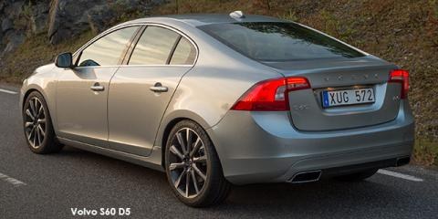 Volvo S60 T5 Inscription - Image credit: © 2018 duoporta. Generic Image shown.