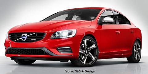Volvo S60 T5 R-Design - Image credit: © 2018 duoporta. Generic Image shown.