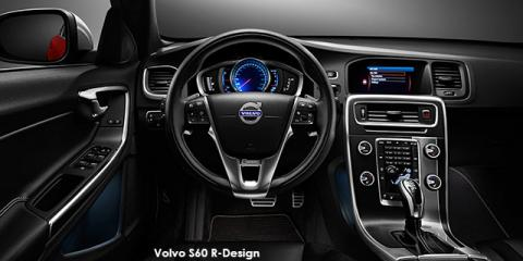Volvo S60 D5 R-Design - Image credit: © 2018 duoporta. Generic Image shown.