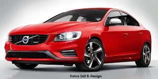 Volvo S60 - Image credit: © 2018 duoporta. Generic Image shown.