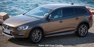 Volvo V60 Cross Country - Image credit: © 2018 duoporta. Generic Image shown.