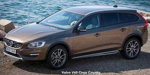 Volvo V60 Cross Country T5 AWD Inscription - Image credit: © 2018 duoporta. Generic Image shown.