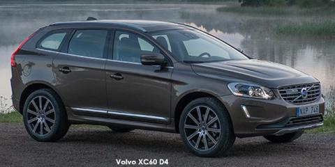 Volvo XC60 D4 Inscription - Image credit: © 2018 duoporta. Generic Image shown.