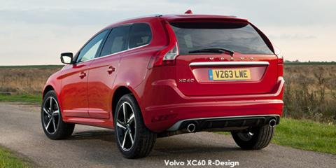 Volvo XC60 D4 R-Design - Image credit: © 2018 duoporta. Generic Image shown.