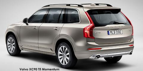 Volvo XC90 D4 Momentum - Image credit: © 2018 duoporta. Generic Image shown.
