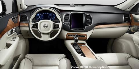 Volvo XC90 D4 Inscription - Image credit: © 2018 duoporta. Generic Image shown.