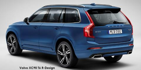 Volvo XC90 T5 AWD R-Design - Image credit: © 2019 duoporta. Generic Image shown.