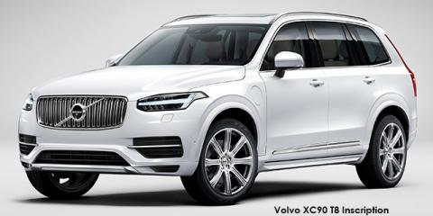 Volvo XC90 T6 AWD Inscription - Image credit: © 2018 duoporta. Generic Image shown.