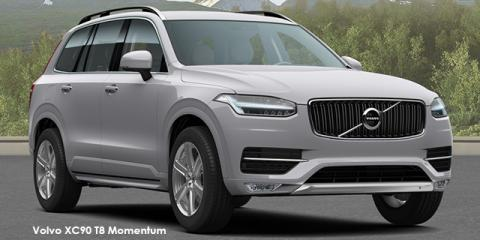Volvo XC90 T8 Twin Engine AWD Momentum - Image credit: © 2018 duoporta. Generic Image shown.