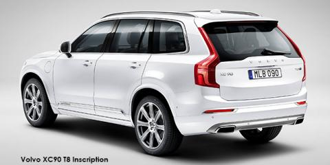 Volvo XC90 T8 Twin Engine AWD Inscription - Image credit: © 2018 duoporta. Generic Image shown.