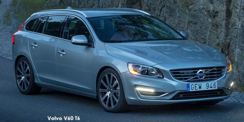 Volvo V60 D5 Inscription - Image credit: © 2018 duoporta. Generic Image shown.