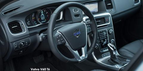 Volvo V60 T6 AWD Inscription