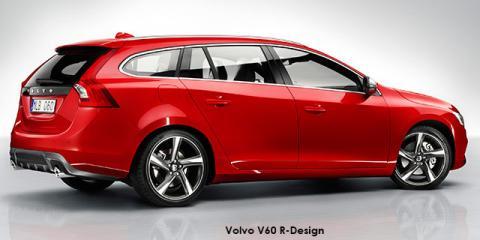 Volvo V60 T6 AWD R-Design - Image credit: © 2018 duoporta. Generic Image shown.